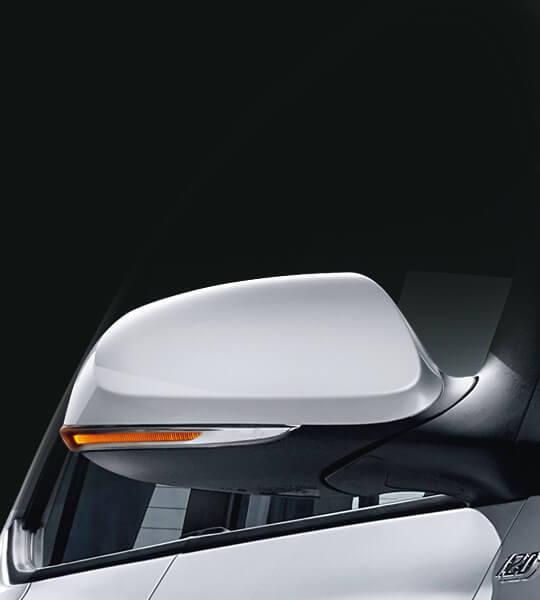 hyundai i10 sedan 2021(Gương chiếu hậu)