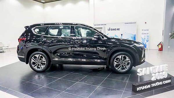 chi tiet hyundai santafe 2021 may xang ban cao cap 2 4at 4wd 2853 3 - Chi tiết Hyundai Santafe 2021 máy xăng bản cao cấp (2.4AT 4WD)
