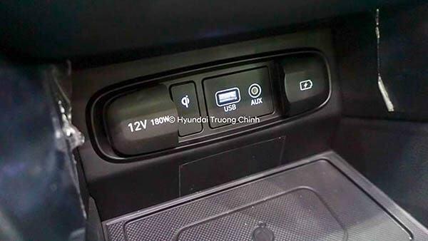 chi tiet hyundai santafe 2021 may xang ban cao cap 2 4at 4wd 2853 9 - Chi tiết Hyundai Santafe 2021 máy xăng bản cao cấp (2.4AT 4WD)