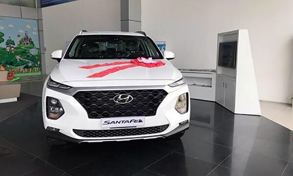chi tiet hyundai santafe 2021 may xang ban cao cap 2 4at 4wd 2853 - Chi tiết Hyundai Santafe 2021 máy xăng bản cao cấp (2.4AT 4WD)